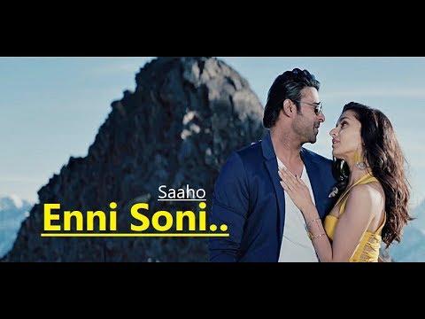 Download Lagu  Enni Soni Song: SAAHO | Guru Randhawa, Tulsi Kumar | Prabhas, Shraddha Kapoor |s|New Songs 2019 Mp3 Free