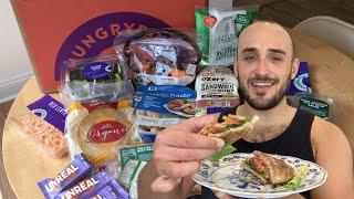 Hungryroot Unboxing + Vegan BLT