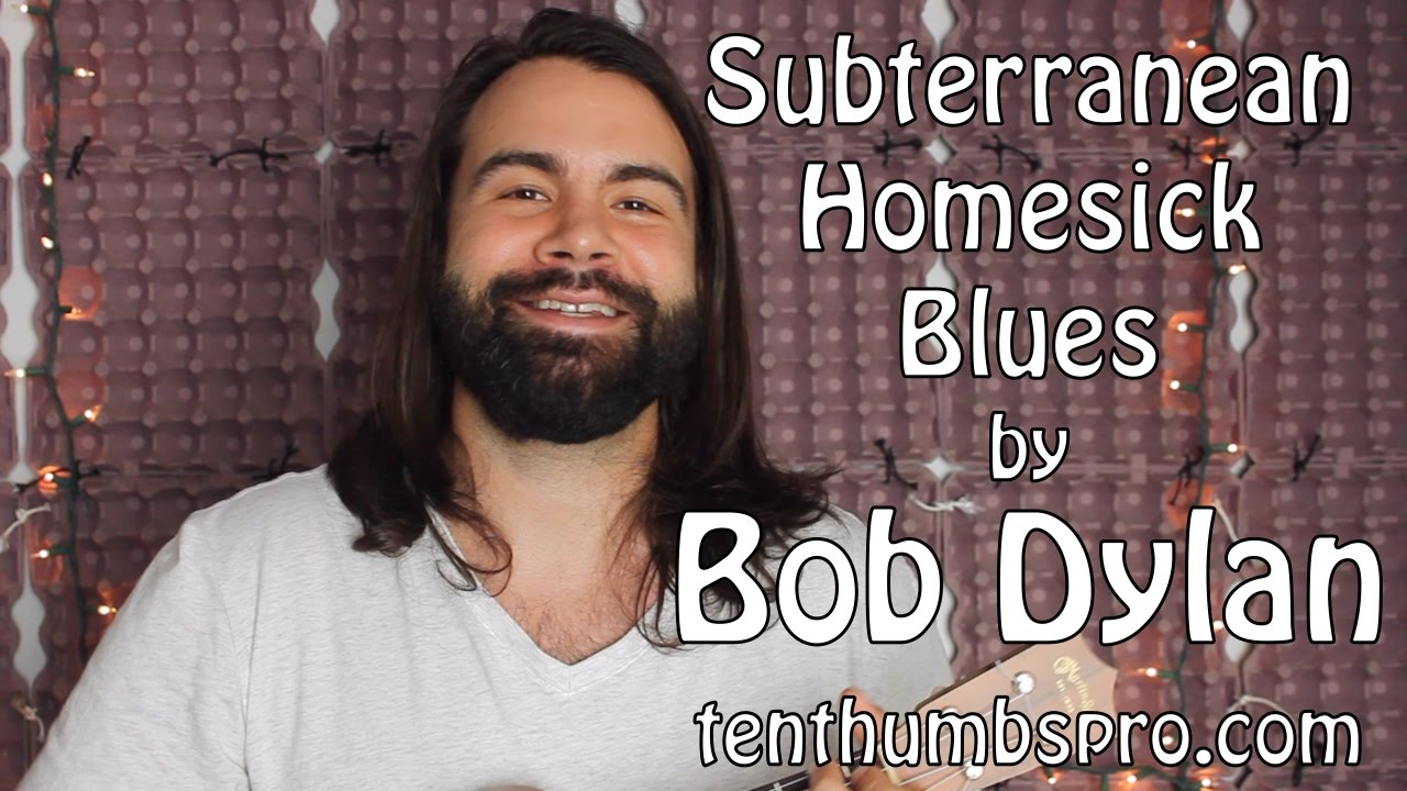 Subterranean homesick blues bob dylan ukulele tutorial youtube subterranean homesick blues bob dylan ukulele tutorial hexwebz Choice Image