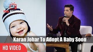 Karan Johar To Adopt A Baby Soon | 'An Unsuitable Boy' | Viralbollywood thumbnail