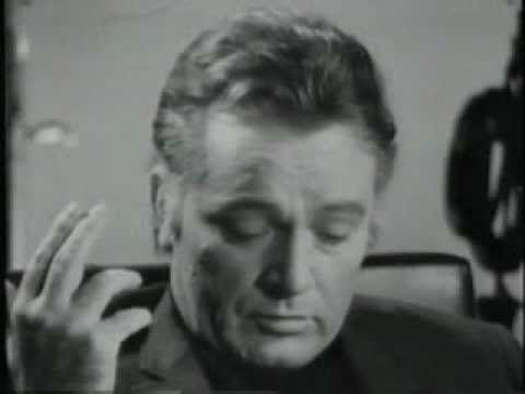Richard Burton interviewed by Kenneth Tynan