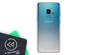 Samsung Galaxy S9 Ice Blue es oficial   El Recuento Go
