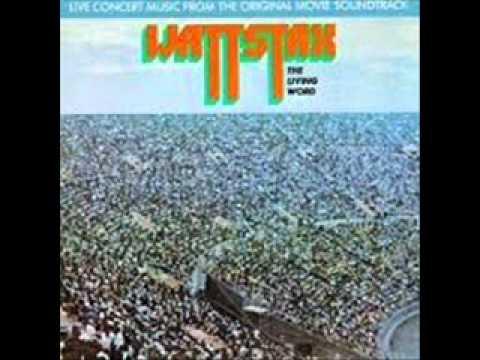 Wattstax LIVE Isaac Hayes - Ain't No Sunshine (Full Length Version)