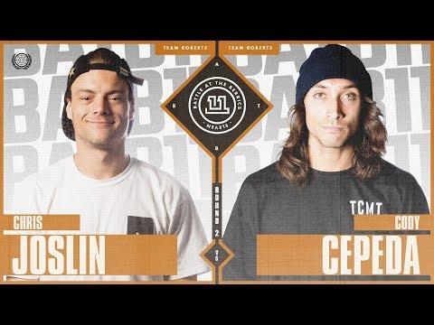 BATB 11   Chris Joslin vs. Cody Cepeda - Round 2