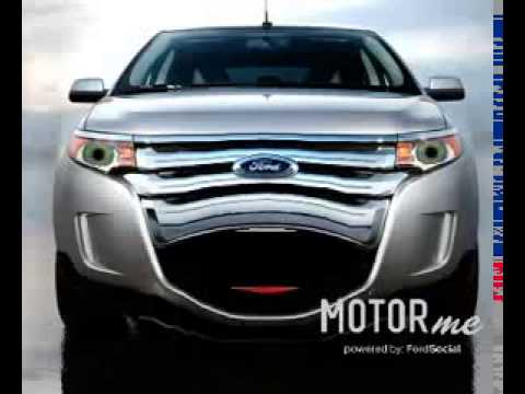 Happy Holidays from Ford Social Motor Me Ford Edge YouTube