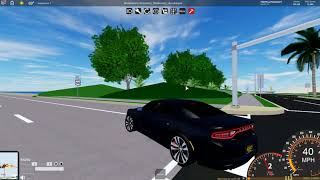 Dodge Charger R/T (Ultimate driving) (Roblox)