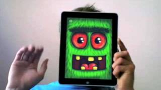 Crazy Face for Apple iPad - Demo Video