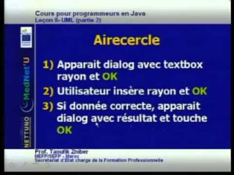 cours java video-taoufik zniber