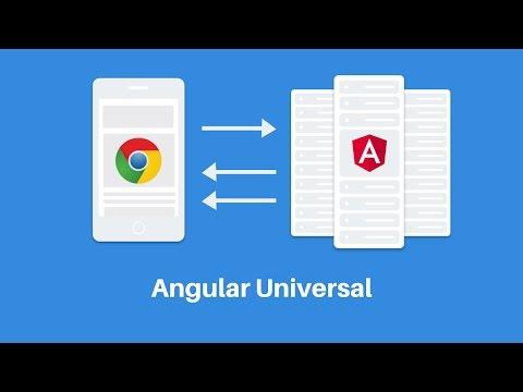 Angular 2 Universal - Server Side Rendering Part 1