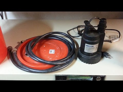 Flushing a Tankless Water Heater