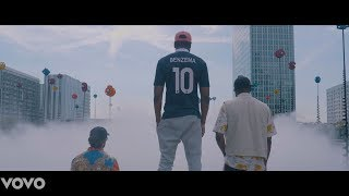 N'GOLO KANTE - JUNIOR TV ft INCOMPRIS ( CLIP OFFICIEL )