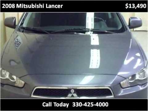 2008 Mitsubishi Lancer available from Carena Motors Co.