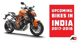 Upcoming bike in india 2016-17 with price and launch date |AutoDrive|