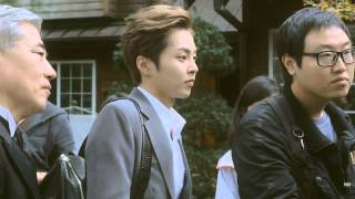 Jin's 너만 없다 'Gone' MV Making Film BTS - EXO Xiumin, Kim Yoo Jung