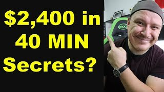$2,400 in 40 MINUTES with BinBot Pro - Secrets?