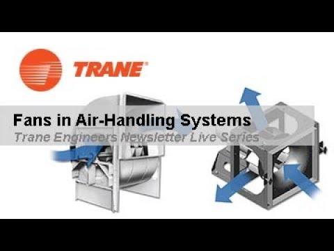Trane ENL: Fans In Air Handling Systems