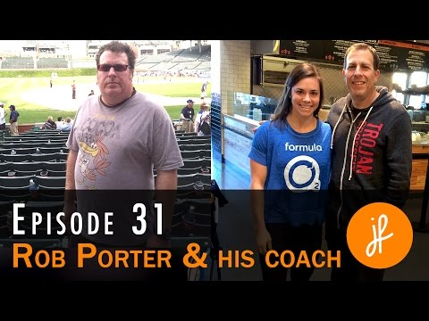 PH31 Robert Porter and his coach Patrick Flannery on losing 90 pounds with CrossFit