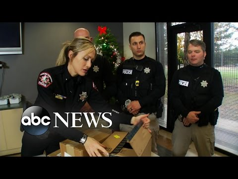 Police Use GPS Technology to Track Bait Packages