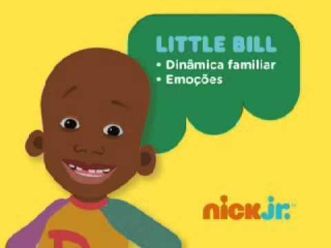 LOCUÇÃO CANAL NICK JR. - Little Bill