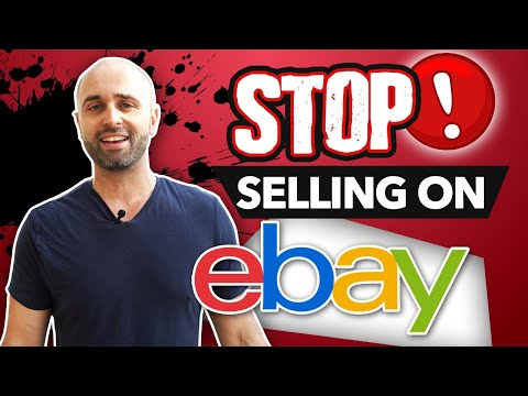 STOP SELLING ON EBAY NOW! thumbnail
