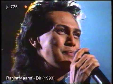 Rahim Maarof - Dir (1993)
