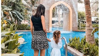 Family Staycation in Dubai