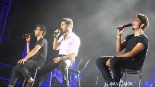 Il Volo - Smile (Agrigento 19.08.2015)(Facebook: Angela Fedotova My twitter: http://twitter.com/ANG_JACK Instagram: http://instagram.com/ANG_JACK VK: http://vk.com/ang_jack., 2015-09-14T19:39:23.000Z)