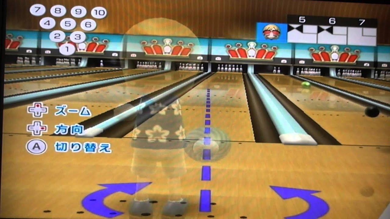 ボウリング - Wiiスポーツ リゾート( Wii Sports …