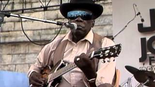John Lee Hooker - Full Concert - 08/17/91 - Newport Jazz Festival (OFFICIAL)