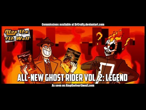 All-New Ghost Rider vol. 2: Legend - Atop the Fourth Wall