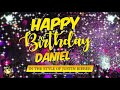 Happy Birthday To Daniel In The Style Of Justin Bieber Celebrity Personalised Party mp3