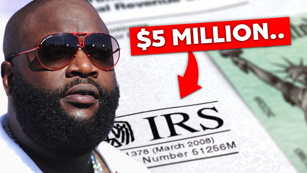 Rappers Who Owed The IRS Millions...