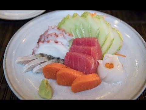 Sushi & Sashimi In Nepal!