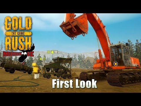 Gold Rush: The Game | First Look and Kickstarter Info
