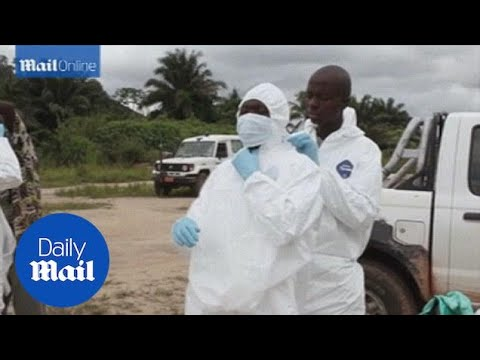 West African doctors fear a losing battle with Ebola - Daily Mail