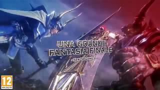 Dissidia Final Fantasy NT - Trailer di lancio
