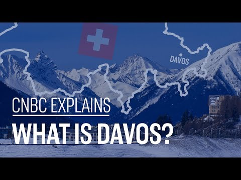 What is Davos? | CNBC Explains