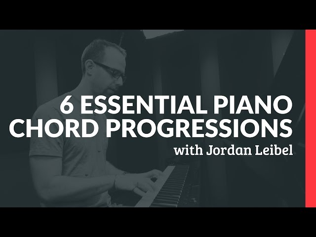 6 Essential Piano Chord Progressions - Piano Lessons (Pianote)