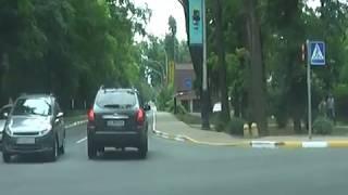 Урок вождения 18