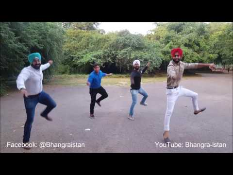 Peg Pugg Bhangra Cover || Bhangra-istan || Deep Karan || Latest Punjabi Song 2016