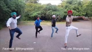Peg Pugg Bhangra Cover || Bhangra-istan || Deep Karan || Latest Punjabi Song 2016