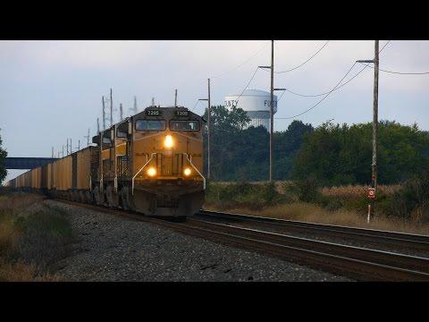 Exploring Toledo Ohio and more: A Railfan Adventure