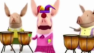 Olivia the Pig | Olivia Leads a Parade | Olivia Full Episodes | Videos For Kids