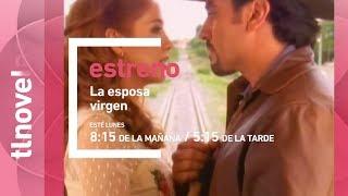 Trailer: La esposa virgen | Este lunes - Tlnovelas