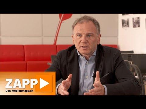 Armin Wolf: 'FPÖ führt Wahlkampf gegen den ORF' | ZAPP | NDR