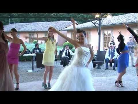 Balletto a sopresa al matrimonio!!! Redefinition - Infernal