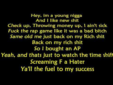 Rich Kidz - Feel This Flow ( With Lyrics )