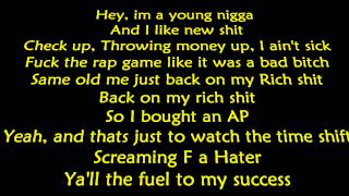Rich Kidz - Feel This Flow ( With Lyrics )