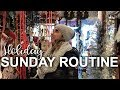 SUNDAY ROUTINE HOLIDAY DATE DAY   Angie Bellemare
