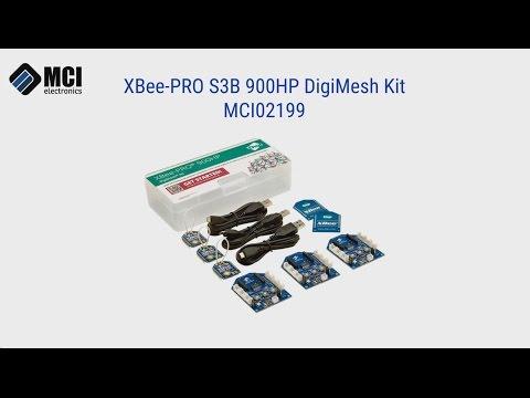 Unboxing XBee Pro DigiMesh Kit HD - YouTube